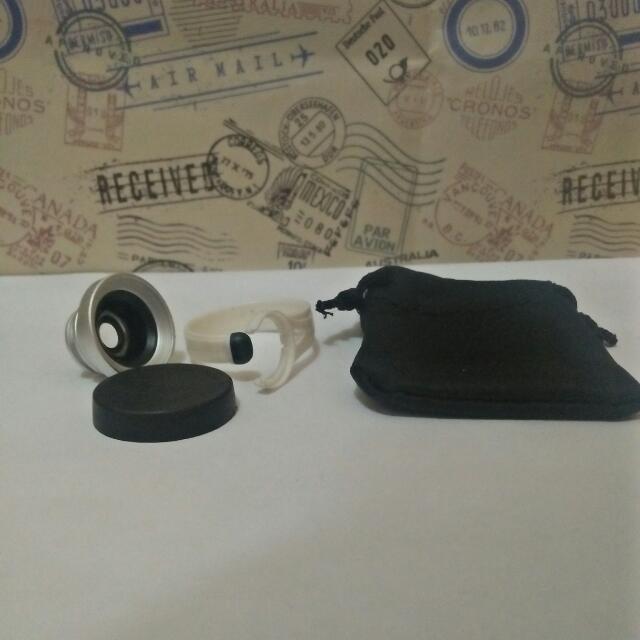 Super Wide Lens #TisGratis