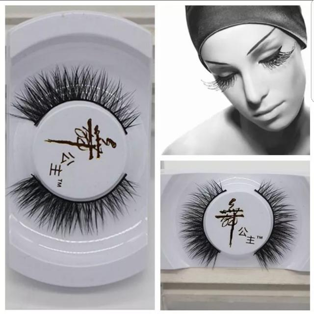 Thick Mink False Eyelashes