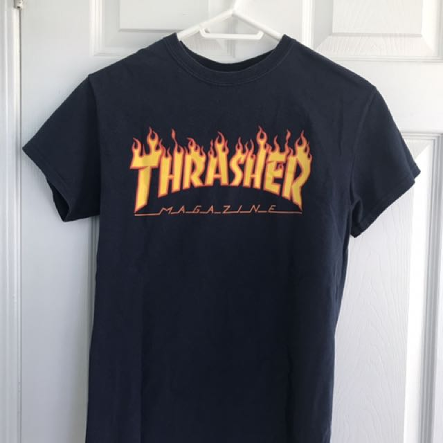 Thrasher Short sleeve Shirt