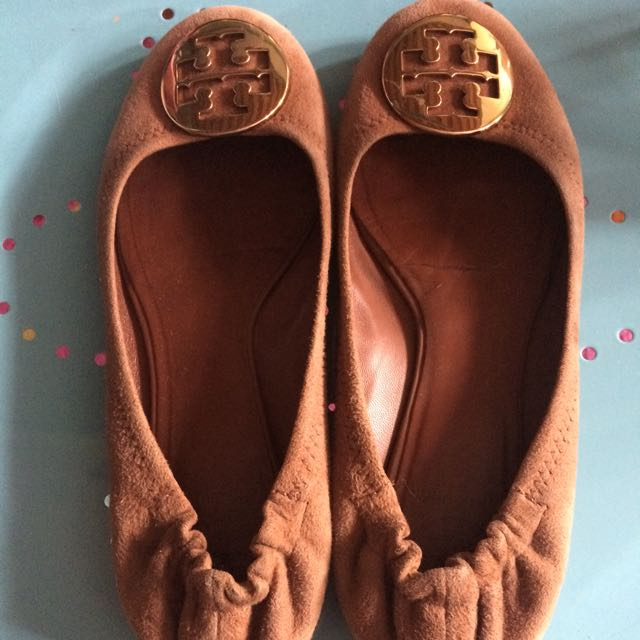 Tory Burch Flats Preloved