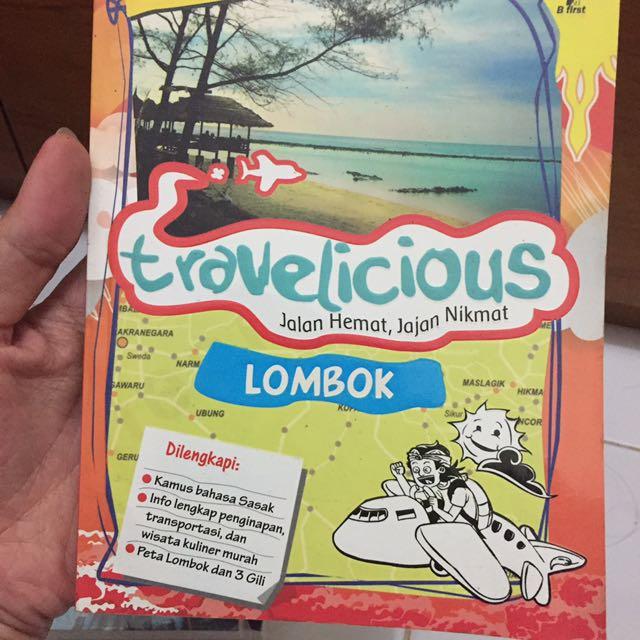 Travelicious Lombok