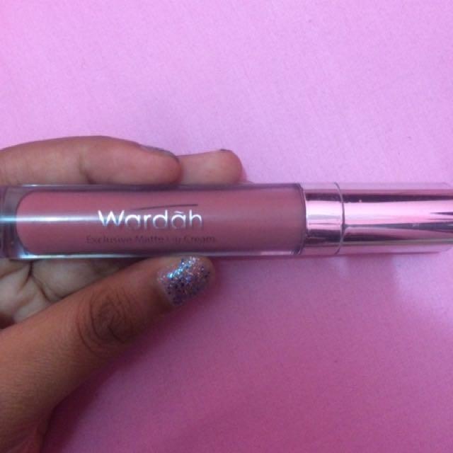 Wardah lips matte