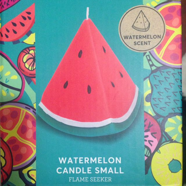 Funky 🍉 Candle