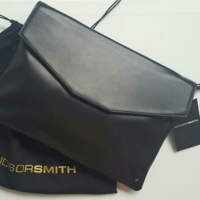 Windsor Smith Leather Pouch