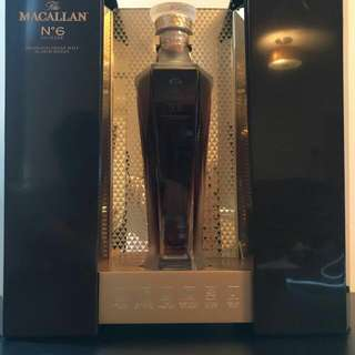 麥卡倫No.6 Macallan NO.6 1824