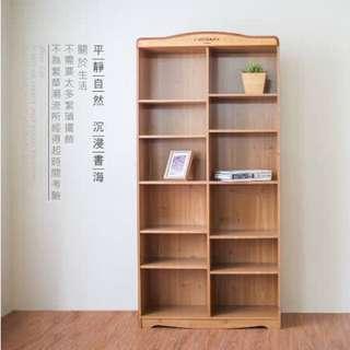 十二格書櫃