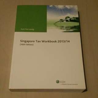 🚚 Singapore Tax Workbook 2013/14