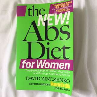 The New Abs Diet Book
