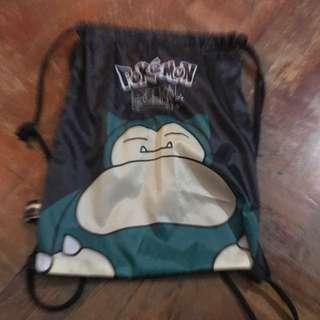 Snorlax Bag