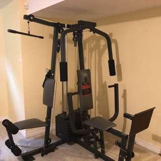 Universal Workout Machine
