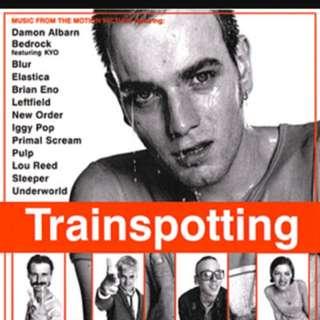 含運 英國代購 英版 猜火車 CD