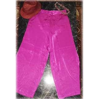 P.S Purple Cullote