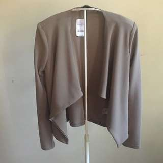 M For Mendocino Blazer BNWT
