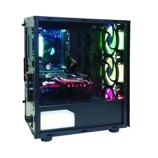 i7-2600 128GB SSD 8GB Ram GTX 1050ti 4GB OC