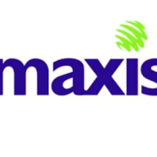 Topup Maxis (RM10 - RM100)