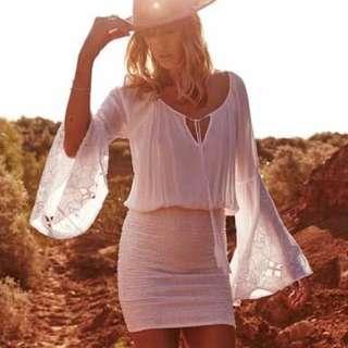 Auguste Mini Dress