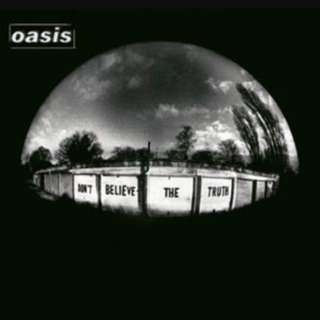 含運代購  Oasis 綠洲合唱團 Don't Believe The Truth