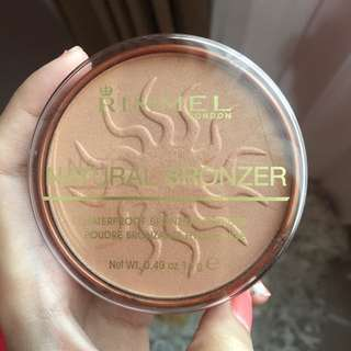 Rimmel london natural bronzer ,sunshine