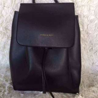 Authentic Charles & Keith Backpack