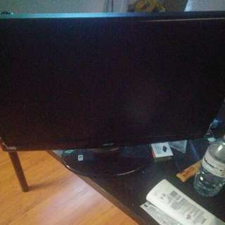 Acer Computer Monitor With Hdmi