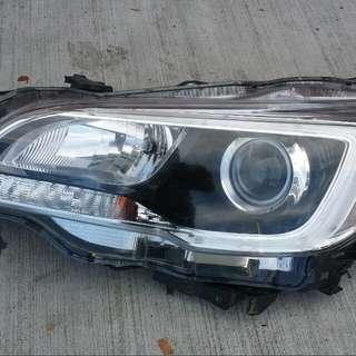 2015 Subaru Outback Driver Side Headlamp