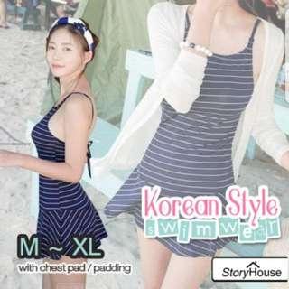 Brand New Korean Style Ladies Swimsuit