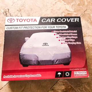 Toyota Car Cover