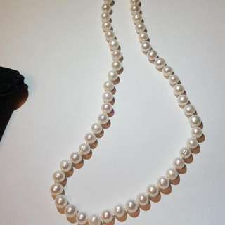 Real Pearl Necklace