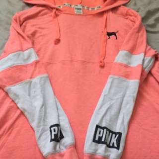 Pink Oversized Hoodie