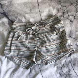 Cute festival shorts