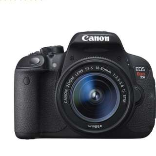 Canon Rebel T5i