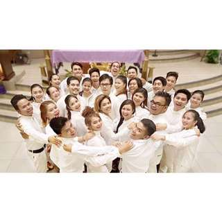 HIRE US! Gloria Patri Singers
