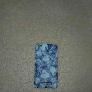 blue marble case for xiaomi redmi 4A