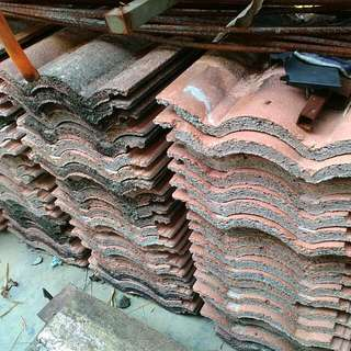 2nd Hand Roof Tile