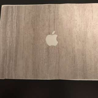 MacBook AIR Concrete Skins