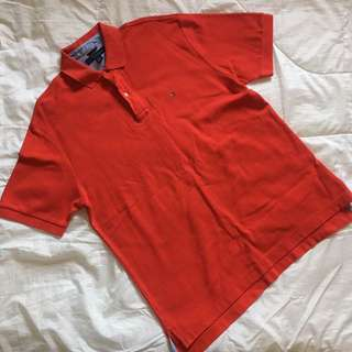 Authentic Tommy Hilfiger Polo Tee