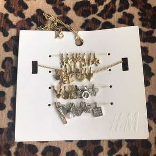 H&m Necklace markdown Price!