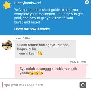 Testi Again Tq So Much Beib😘😘😘