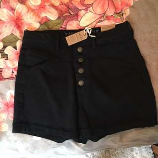 NEW AE Shorts Size 8 High Waisted