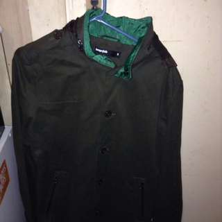 Dangerfield Large Coat
