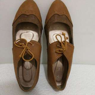 (Repriced) Shoo In Oxford Shoes