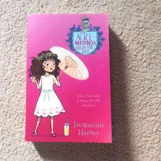 Alice Miranda Hold The Key. Young Tweens Book.
