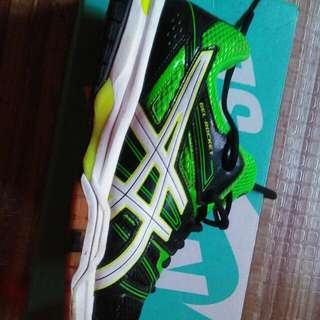 Asics Volleyball Shoes Size 8