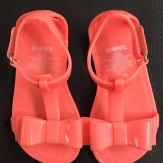 Gymboree Jelly Shoes