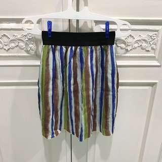 Reprice!! Stripe Skirts