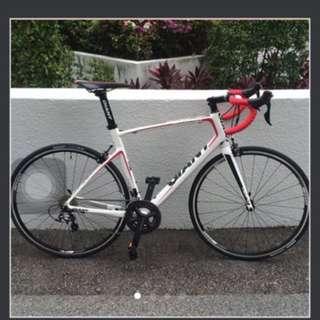 Giant Defy Road Bike