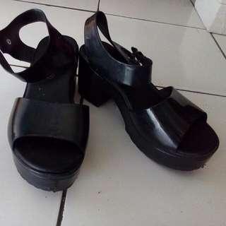 Pre❤Black Shoes
