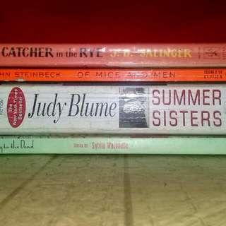 Classic Novels & more