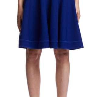 Scanlan Theodore Crepe Knit Circle Skirt