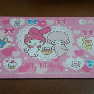 My Melody Ezlink Card For Sale At $10